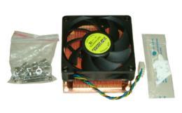 พัดลมซีพียู 1u Active Heatsink for socket 478