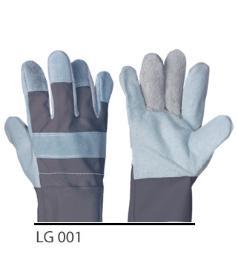 ถุงมือหนัง LG 001