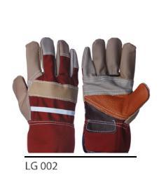 ถุงมือหนัง LG 002