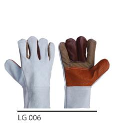 ถุงมือหนัง LG 006
