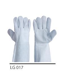 ถุงมือหนัง LG 017
