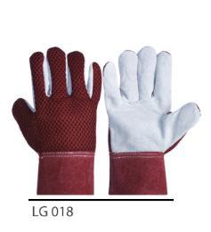ถุงมือหนัง LG 018