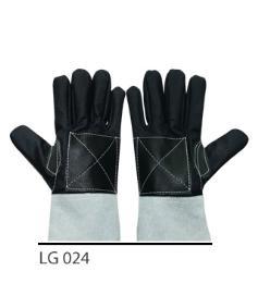 ถุงมือหนัง LG 024