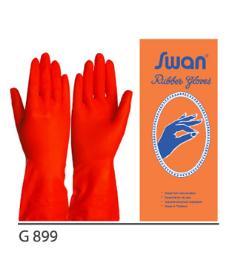 ถุงมือยาง G898