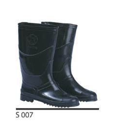 รองเท้าบูทยาง PVC S007