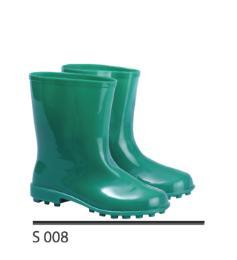 รองเท้าบูทยาง PVC S008