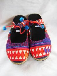 รองเท้าผ้าแม้ว รุ่นหัวเป็ด4001