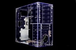 เคสคอมพิวเตอร์ Sunbeam Acrylic Case