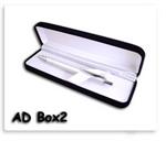 กล่องใส่ปากกา กล่องหลอด กล่องกำมะหยี่