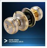 กุญแจลูกบิด รุ่น 8789 SS-GOLD