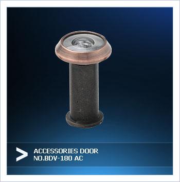 ตาแมวติดประตู NO.BDV-180 AC
