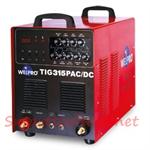 ตู้เชื่อมอลูมิเนียม รุ่น Weltig 315P AC/DC