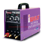 ตู้เชื่อมไฟฟ้า รุ่น TIG 200 IWELD