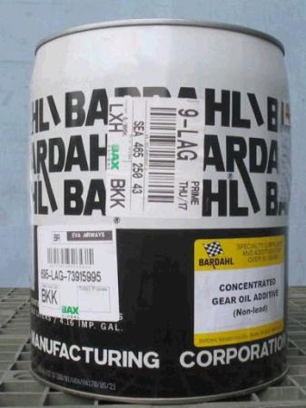 น้ำมันเกียร์ Bardahl Concentrated Gear Oil Additive NL