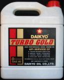 น้ำมันเครื่อง Daikyo Turbo Gold