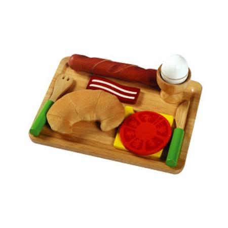 ของเล่นชุดอาหารเช้า 95659