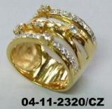 แหวน 04-11-2320/CZ Gemstone Ring
