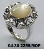 แหวน 04-30-2259/MOP Stone Ring