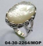 แหวน 04-30-2264/MOP Stone Ring