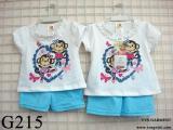 เสื้อผ้าเด็กผู้หญิง G215