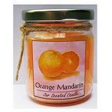 เทียนหอมกระปุกแก้ว Candle Like กลิ่นส้ม
