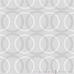 วอลเปเปอร์สติ๊กเกอร์ ลายโมเดิร์นดอท ซิลเวอร์ Modern Dot Silver (HWP-21464)