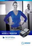 เครื่องอ่านบาร์โค้ด Mobile printer LK - P20
