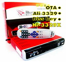 รีซีฟเวอร์HISATTEL รุ่น HI-3329X Biss key