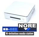 รีซีฟเวอร์ HD Media Player NORE รุ่น HD-ONE