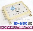 สวิตช์ตัดต่อ HDTV Mulit switch รุ่น ID-68C