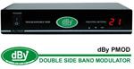 อุปกรณ์แปลงสัญญาณ Programable Modulator dBy (ปรับช่องได้)