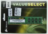แรมโน๊ตบุ๊ค Corsair RAM DDR2- 2GB- 800MHz