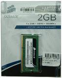 แรมโน๊ตบุ๊ค Corsair RAM DDR3- 2GB- 1333MHz