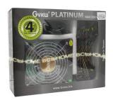 พาวเวอร์ซัพพลาย Gview Platinum650W PowerSupply
