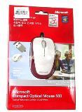 เมาส์ Compact Optical Mouse 500-RD
