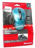 เมาส์ Wireless Mobile Mouse 4000-BL