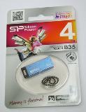 แฟลชไดร์ฟ 4GB TOUCH 835 USB Blue Color