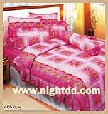 ผ้าปูที่นอน ชุดเครื่องนอนโตโต้เเคร์ CARE 466 ชมพู