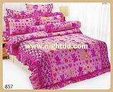 ผ้าปูที่นอน ชุดเครื่องนอนโตโต้เเคร์ CARE 857
