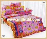 ผ้าปูที่นอน ชุดเครื่องนอนโตโต้เเคร์ CARE 870