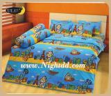 ผ้าปูที่นอน ชุดเครื่องนอนลายอุลตร้าเเมนUL17
