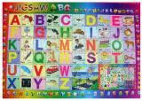 เกมส์จิ๊กซอกระดาษสอนอ่าน ABC
