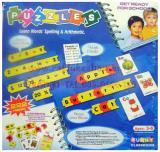 เกมส์จิ๊กซอว์คำศัพท์และตัวเลข Puzzles