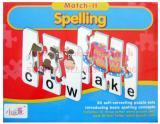 เกมส์จิ๊กซอว์จับคู่คำศัพท์ Match It Spelling