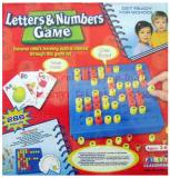 เกมส์อักษร และ ตัวเลข Letter & Number Game