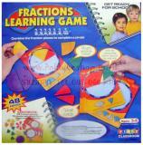 เกมส์เศษส่วน Fraction Learning Game