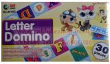 เกมส์โดมิโน ตัวอักษรอังกฤษพิมพ์ใหญ่&พิมพ์เล็ก(Letter Domino)