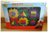 ของเล่นบล็อก SNAP & PLAY (36 ชิ้น)