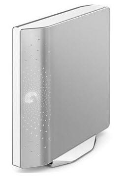 ฮาร์ดไดรฟ์พกพา Seagate FreeAgent 2TB USB2.0
