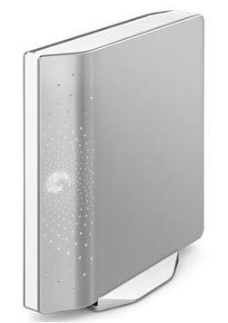 ฮาร์ดไดรฟ์พกพา Seagate FreeAgent 500GB USB2.0